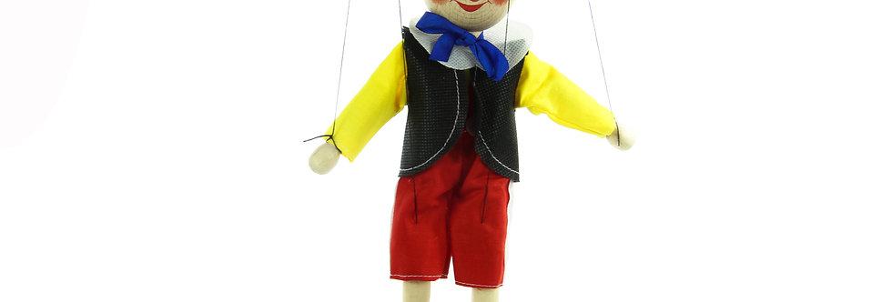 Wooden Puppet Pinocchio