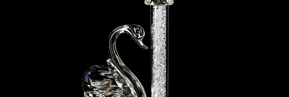 Decorative Crystal - Candle Stand