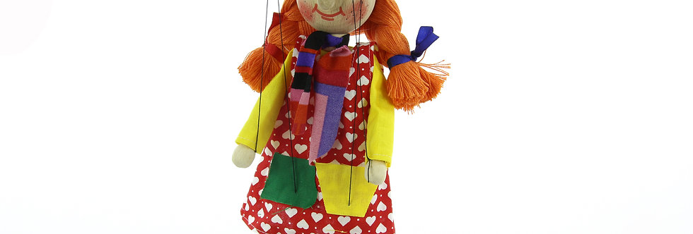 Wooden Puppet Pipi
