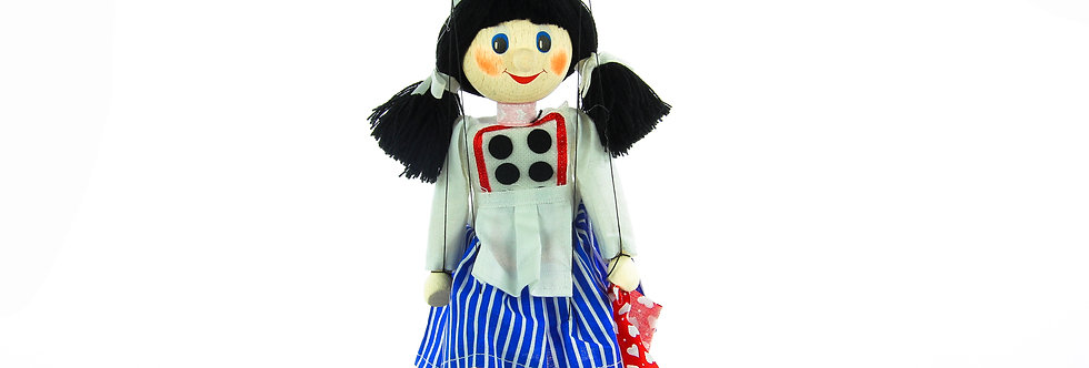 Wooden Puppet Chef