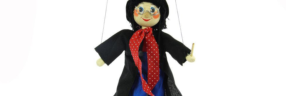 Wooden Puppet Harry Potter