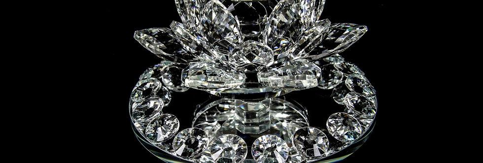 Decorative Crystal - Lotus Flower