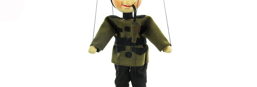 Wooden Puppet Svej