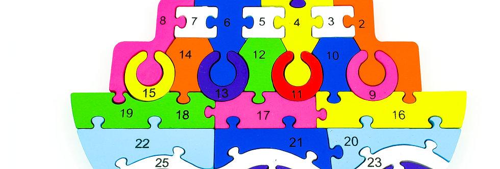 Puzzle Ship