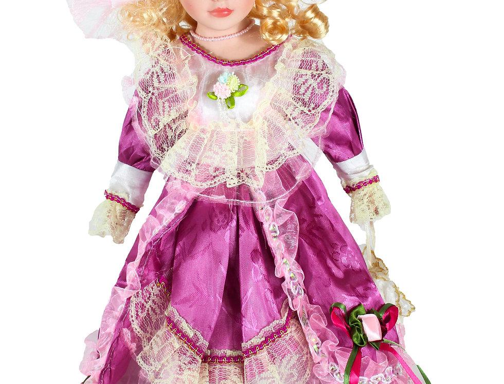 Princess Porcelain Doll 41cm