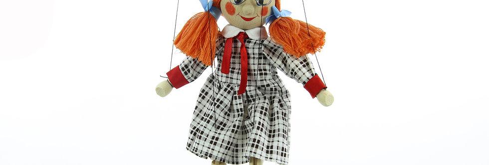 Wooden Puppet Manicka