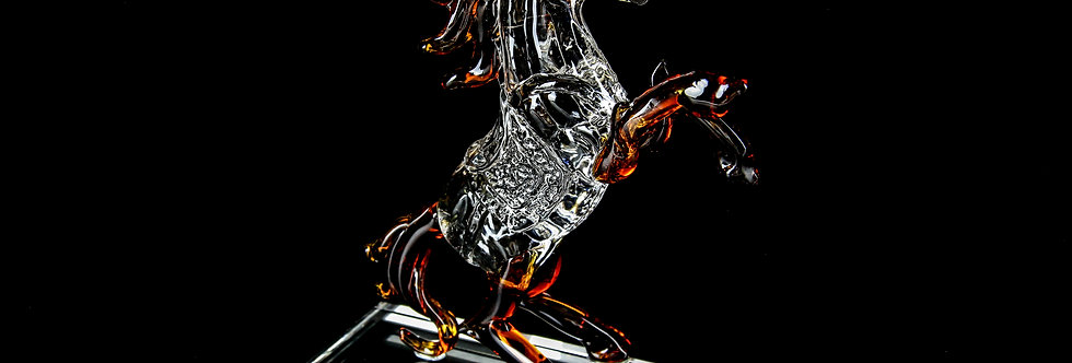 Decorative Crystal - Horse (Small)