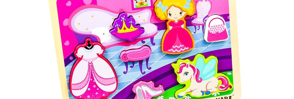 Princes Peg Puzzle