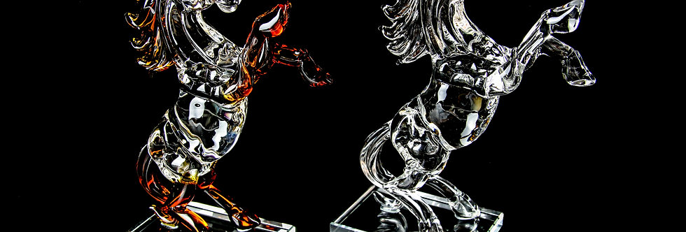 Decorative Crystal - Horse (Large)