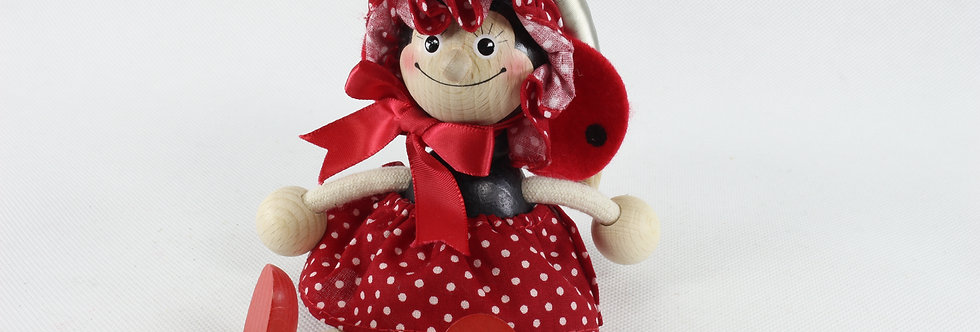 Normal - Ladybug Girl With Hat