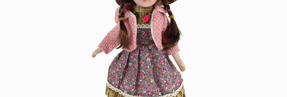 Porcelain Doll 31cm