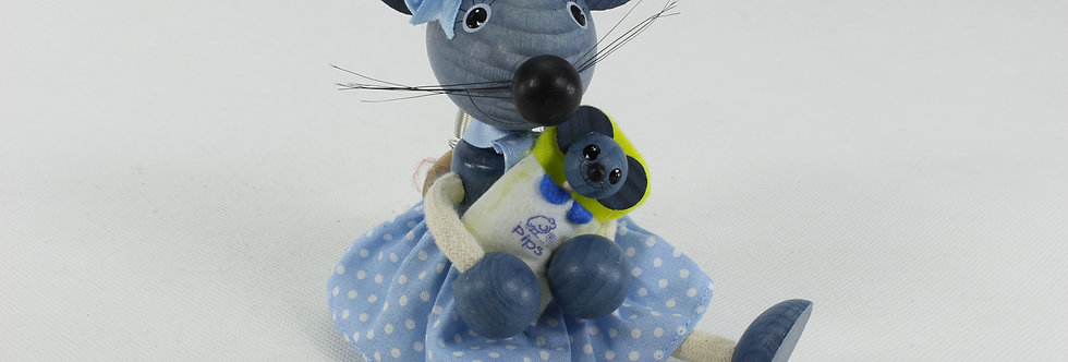 Normal - Mom Mouse With Baby