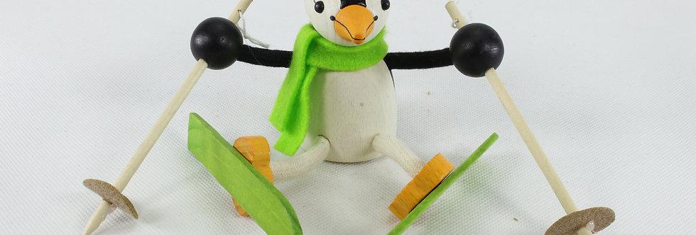 Normal - Skiing Penguin