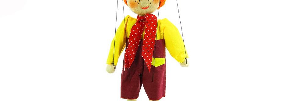 Wooden Puppet Boy