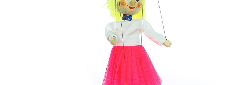 Wooden Puppet Ballet