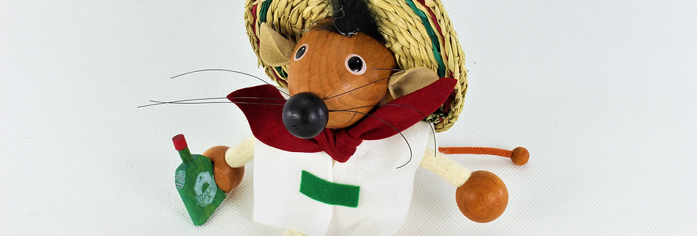 Normal - Mexican Mouse