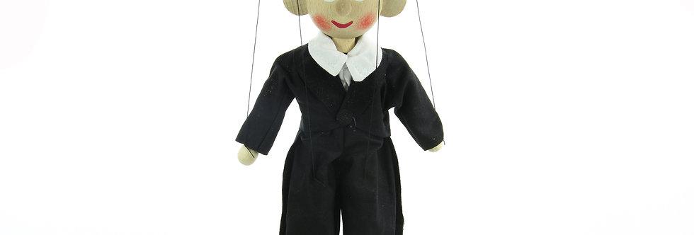 Wooden Puppet Spejpl