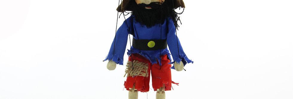 Wooden Puppet Pegger