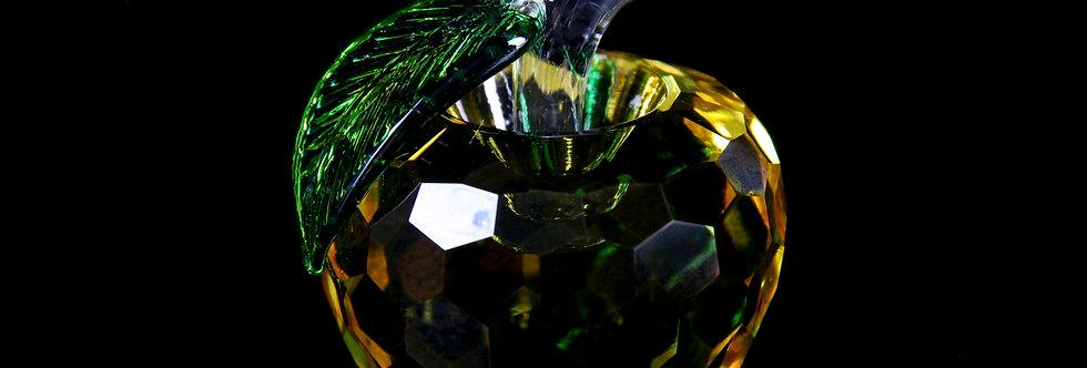 Decorative Crystal - Apple (Small)