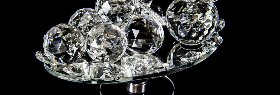 Decorative Crystal - Grapes