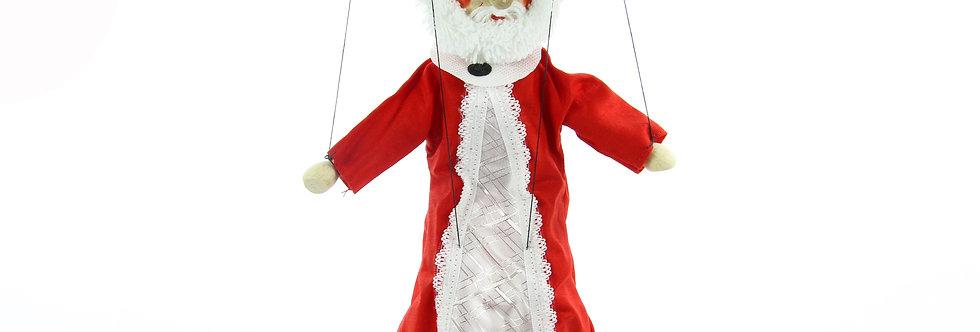 Wooden Puppet King