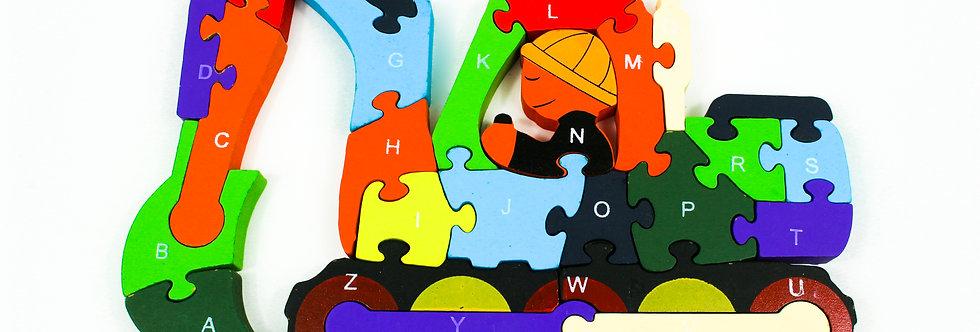 Puzzle Excavator