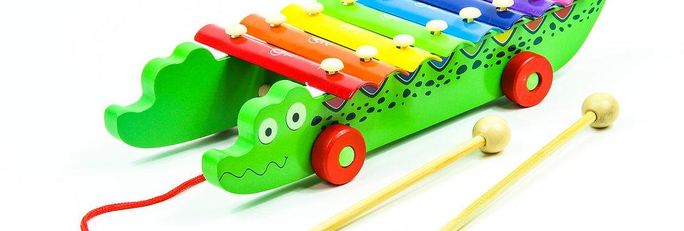 """Xylophone """"Crocodile"""""""