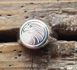 Eagle Signet Ring