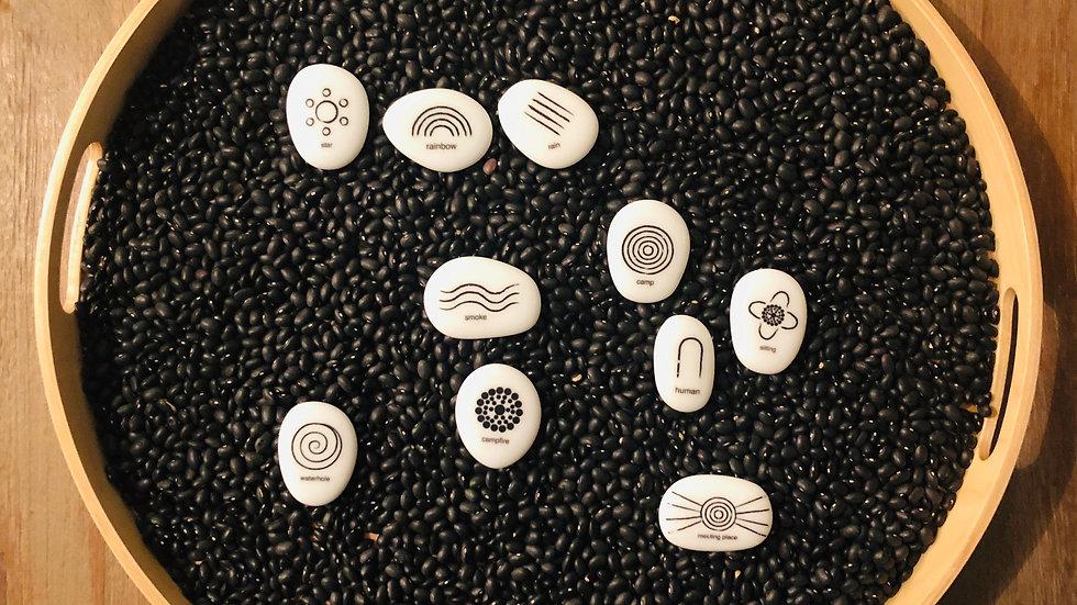 Indigenous - Story Stones