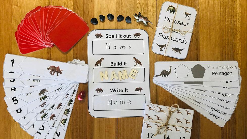 Learning Bundle 2 - Dinosaur