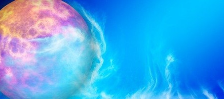 Cosmic Crystal Wisdom - Celestite