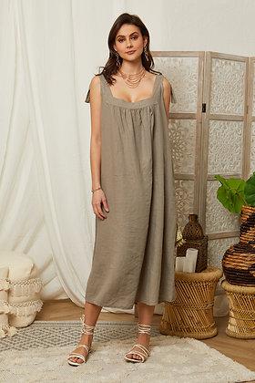 Robe longue ample - 99716