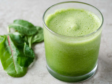 Eat Your Green Fruit Smoothie