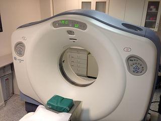 Equipo de Tomografía Computarizada