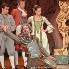 Don Quichotte | Boismortier