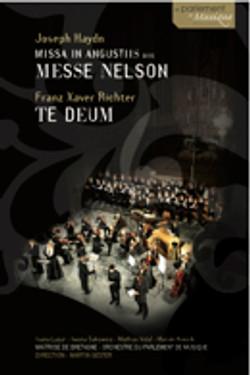 Nelson Messe | Haydn   Te deum | Richter