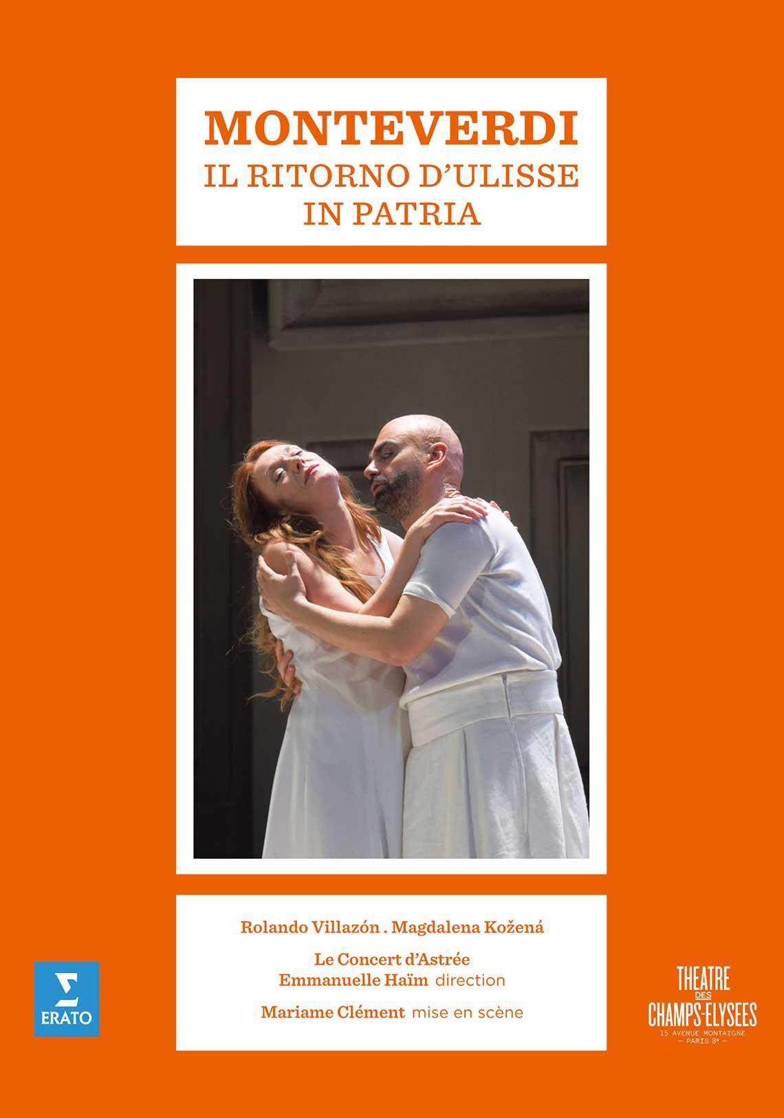 Il ritorno d'Ulisse | Monteverdi