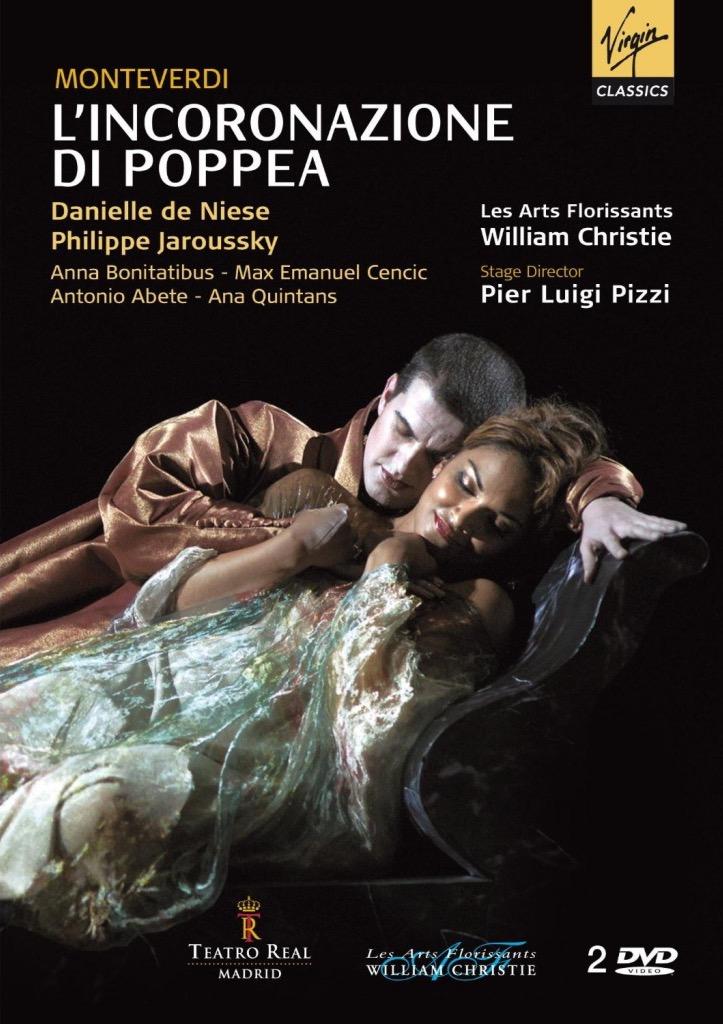 L'incoronazione di Poppea | Monteverdi