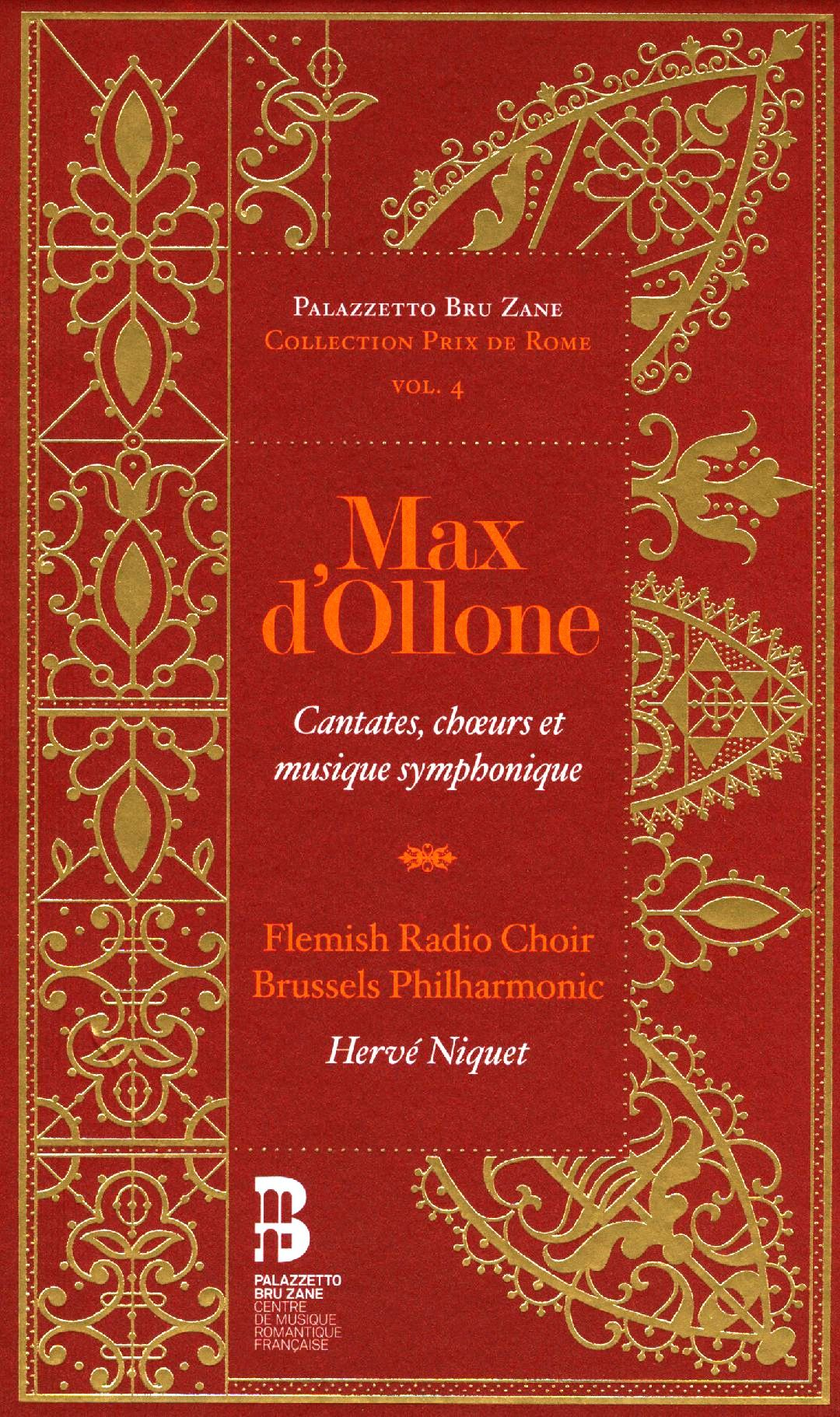 Cantate | D'Ollone