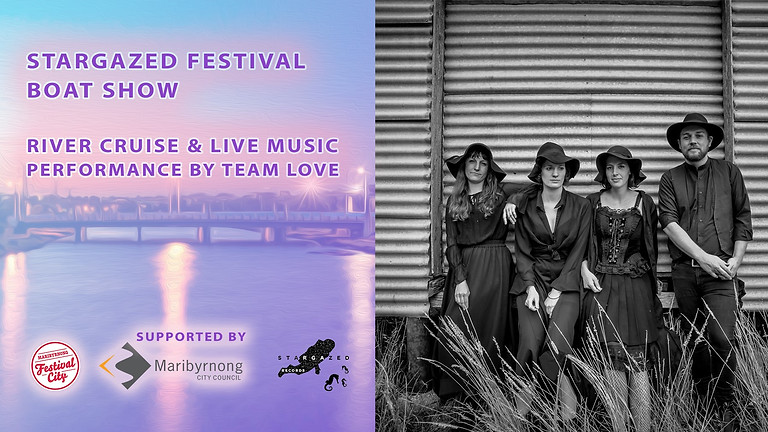 Stargazed Festival Boat Show - Session One (2pm)