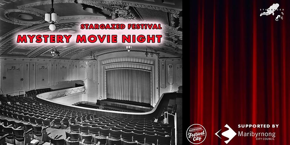 Mystery Movie Night: No. 1