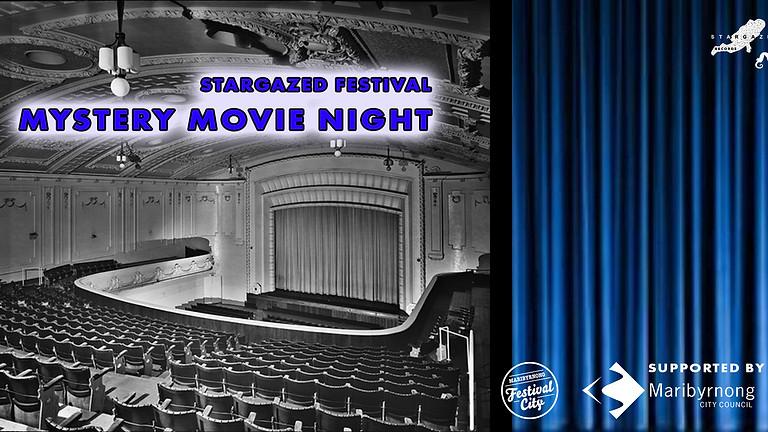 Mystery Movie Night: No. 2