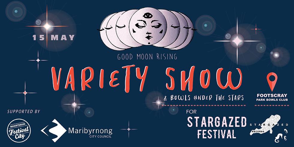Good Moon Rising Variety Night