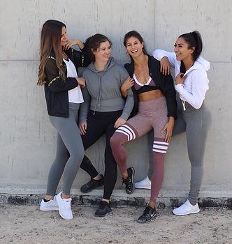 GetFitChick, ladies gym, female personal trainr