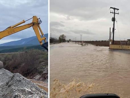 Επιχορήγηση του Δήμου Δίου-Ολύμπου με 350.000€ από το Υπ. Εσωτερικών για αποκατάσταση ζημιών