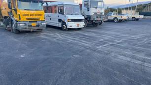 Οργάνωση και αναβάθμιση του αμαξοστασίου του Δήμου Δίου-Ολύμπου