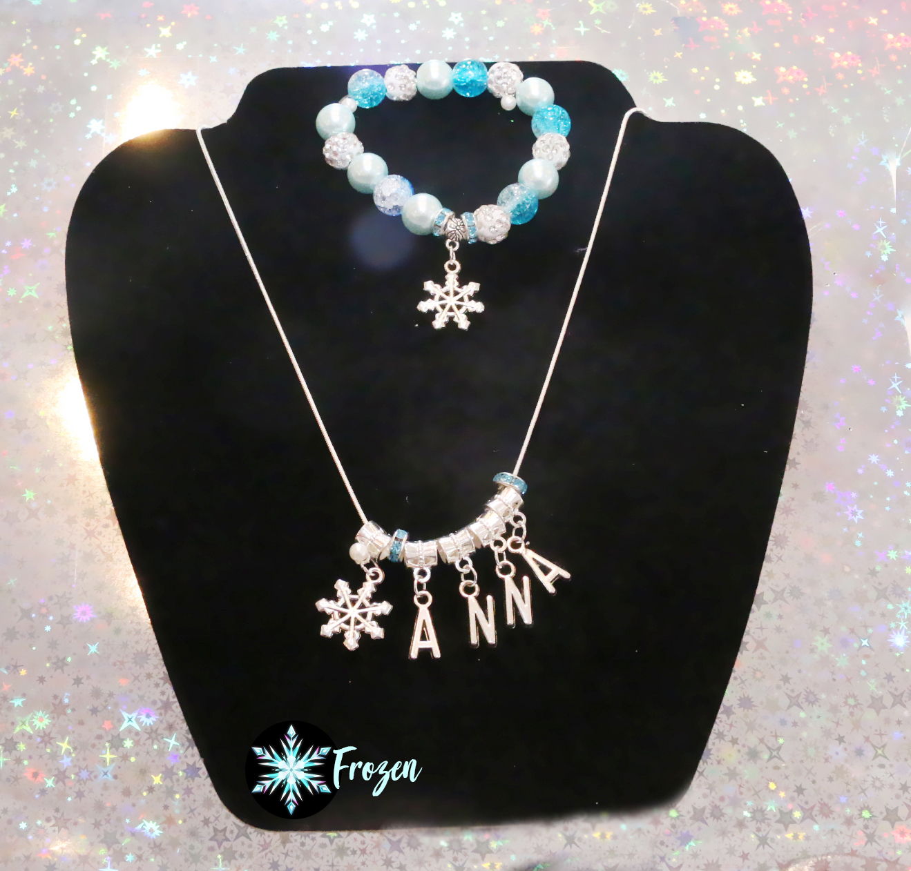 Frozen Set Jewelry