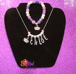 Mal Jewelry Set