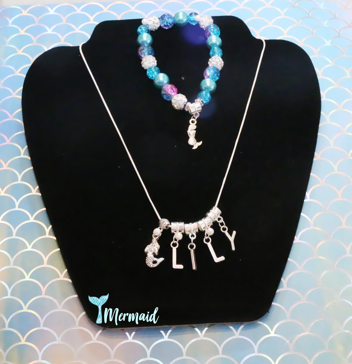 Mermaid Jewelry Set