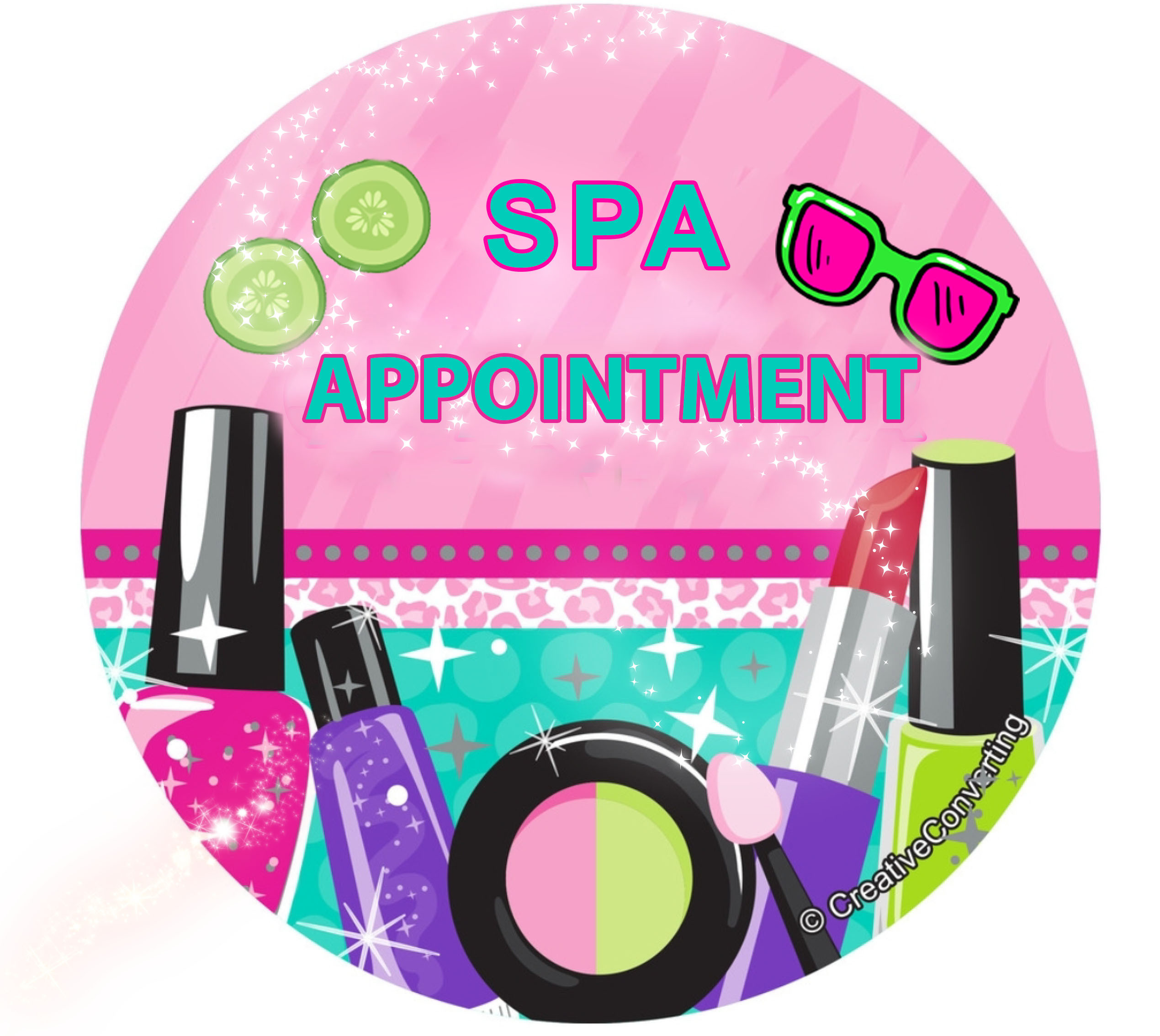 Spa Appointment